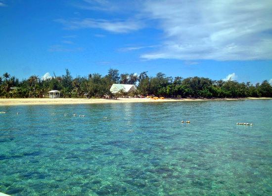 グアムのココス島の行き方とツア...